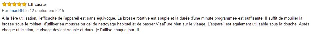commentaire du Philips MS5075/16 VisaPure