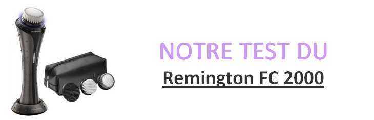 banniere du remington fc2000