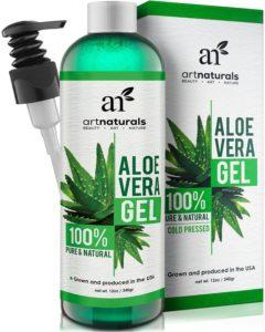 soins gel naturel aloe vera